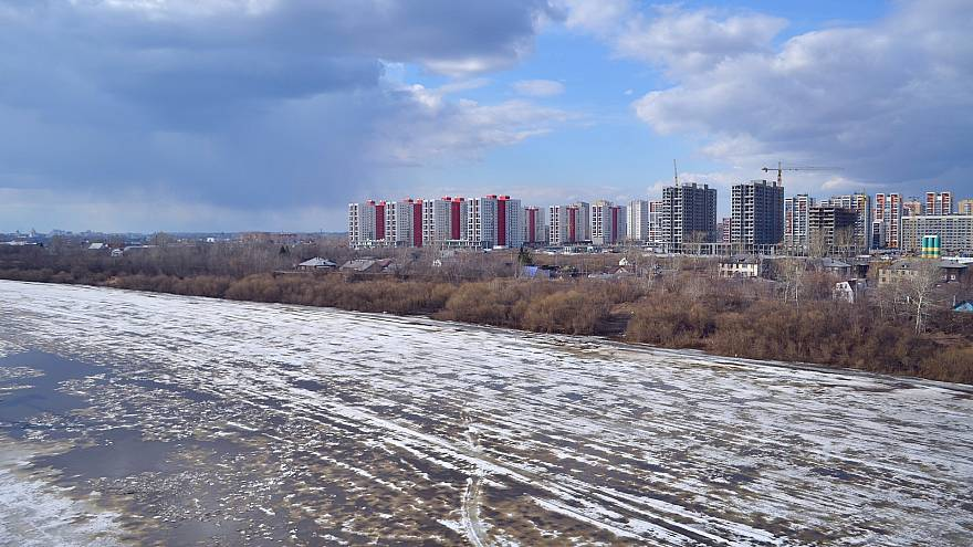 Russian security forces storm suspected IS terror cell in Siberia