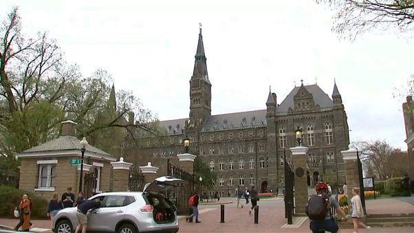 Grupo de alunos de Georgetown quer indemnizar descendentes de escravos