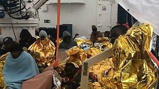 Los 62 migrantes del 'Alan Kurdi' llegan a Malta tras el acuerdo de 4 países