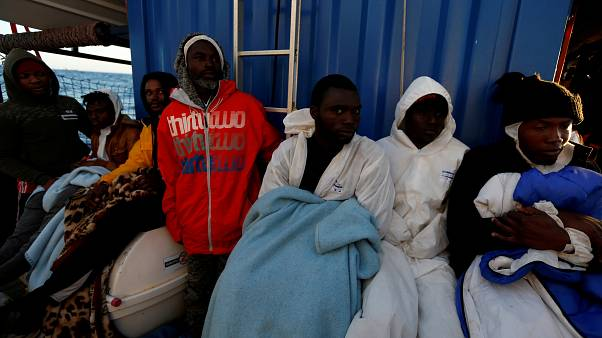 Malta allows dozens of migrants to land