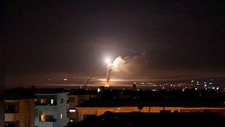 حمله شبانه اسرائیل به «مرکز موشکی ایران» در سوریه