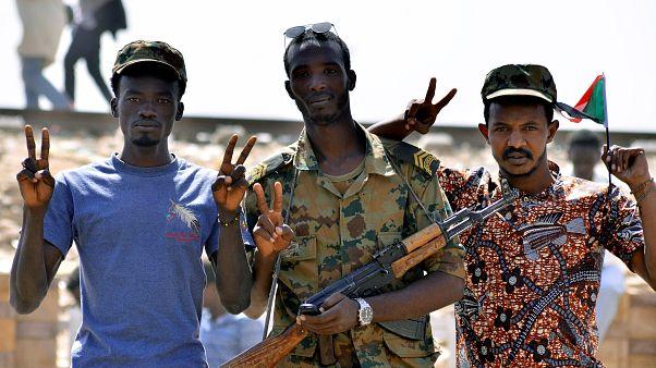 Polgári kormányzást Szudánban
