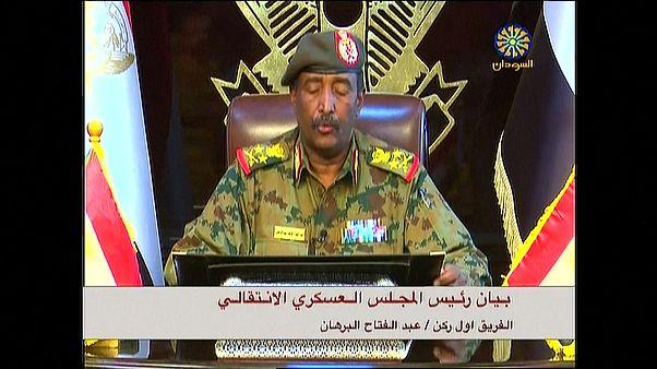 رئيس المجلس العسكري الانتقالي للسودان عبد الفتاح البرهان عبد الرحمن