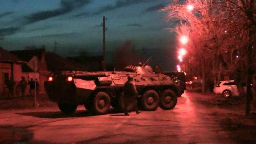 Νεκροί τζιχανιστές σε επιχείρηση στη Σιβηρία
