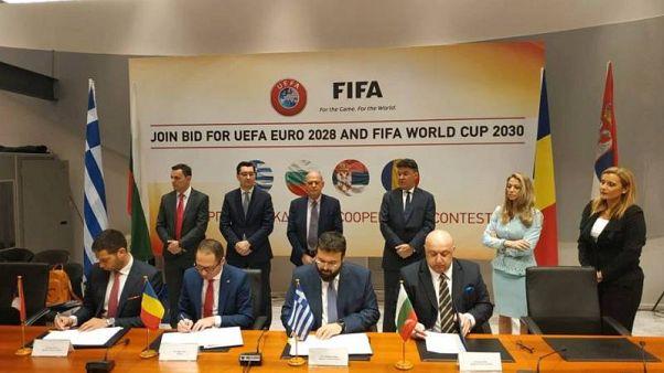 Ελλάδα, Σερβία, Ρουμανία και Βουλγαρία έτοιμες για Euro και Μουντιάλ