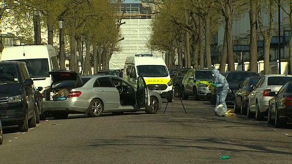 """Нападение около посольства Украины """"не теракт"""""""