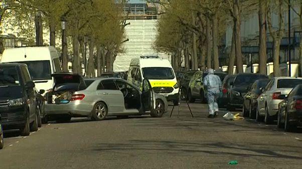 Szándékosan belehajtottak az ukrán nagykövet autójába Londonban
