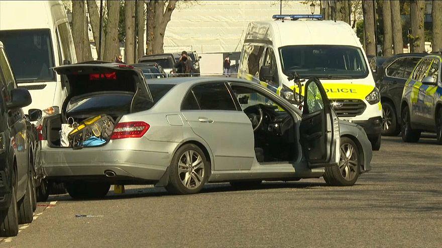 شرطة لندن تفتح النار صوب مركبة تعمدت الاصطدام بسيارة سفير أوكرانيا وتعتقل السائق