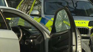 London: Geparktes Auto des ukrainischen Botschafters gerammt, Polizeischüsse