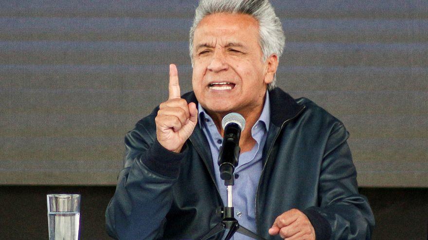 لينين مورينو رئيس الإكوادور