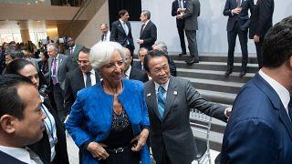 IMF Başkanı Lagarde: Merkez bankalarının bağımsızlıkları önemli