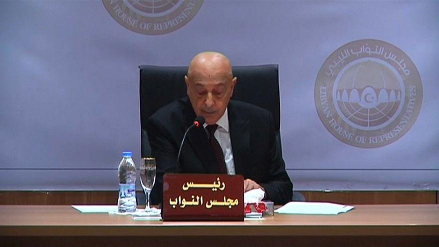 رئيس برلمان شرق ليبيا: الحملة للسيطرة على طرابلس مستمرة