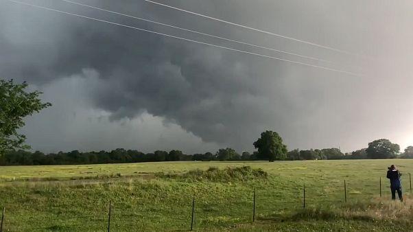 Жертвы торнадо на юге США