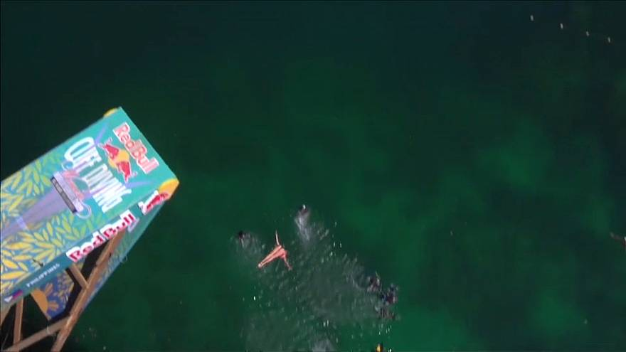 Red Bull Cliff Diving: Hunt e Iffland triunfam nas Filipinas