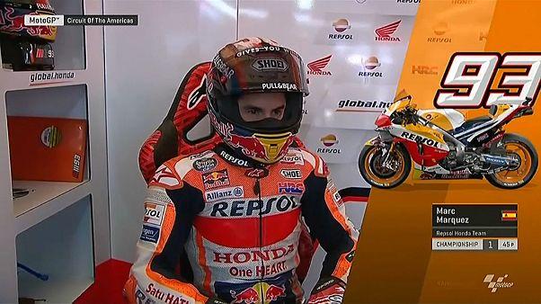 MotoGP: Márquez indulhat az élről az amerikai nagydíjon