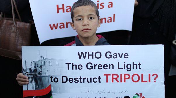 أكثر من 120 قتيلا ونحو 600 جريح بسبب المعارك في طرابلس