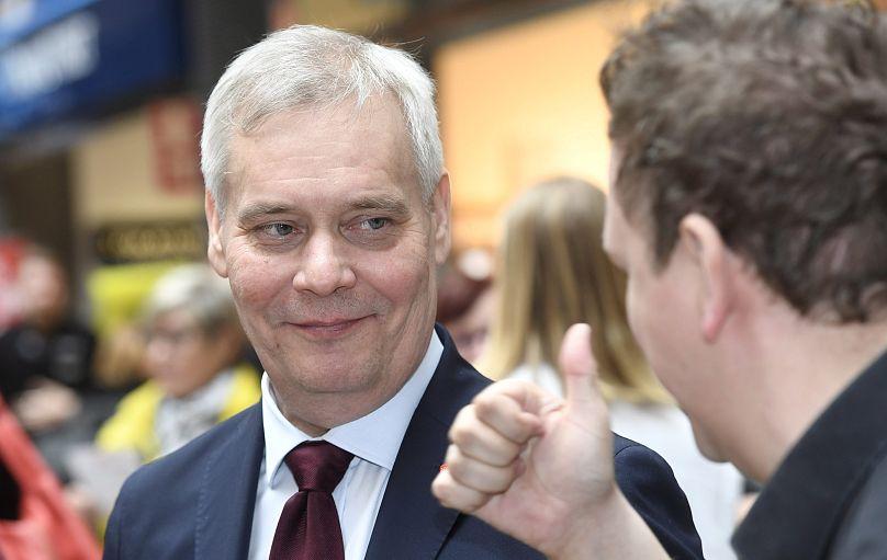 Les sociaux-démocrates remportent les législatives, juste devant l'extrême droite — Finlande
