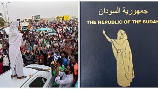آلاء صالح الشابة السودانية التي أصبحت رمز التغيير
