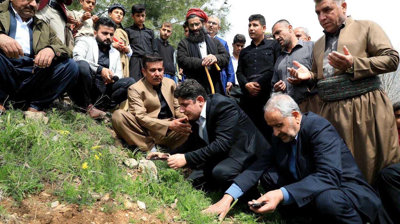 irak ta saddam doneminde oldurulen kurtlere ait toplu mezar bulundu euronews
