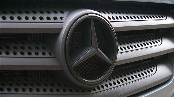 Moteurs truqués : Daimler visé par une enquête en Allemagne