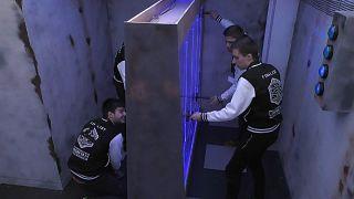 """Eslovacos vencem campeonato do mundo de """"Escape Room"""""""