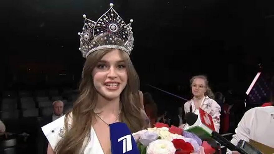 Rosztovi az orosz szépségkirálynő