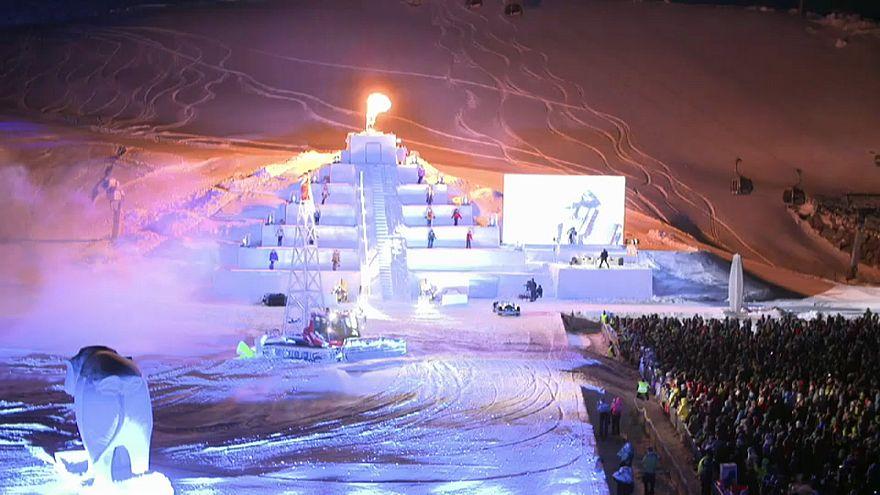 Annibale si scioglie nella neve. Uno spettacolo sulle Alpi rivede l'impresa del cartaginese