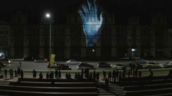 Φεστιβάλ των φώτων στο Νίζνι Νόβγκοροντ