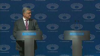 بوروشينكو يناظر نفسه