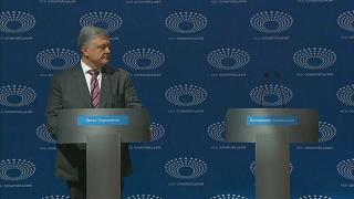 Ukraine's one-sided debate