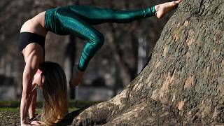 بحث: ممارسة اليوغا في عملك تخفف الضغط عنك