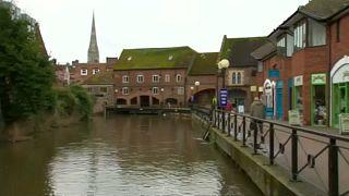 Salisbury a legélhetőbb város