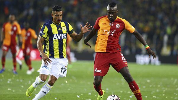 Fenerbahçe Kadıköy'de Galatasaray'a yine yenilmedi: 1 - 1