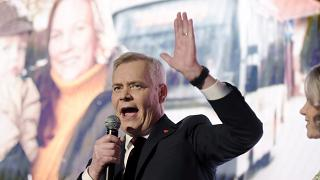 Finland's Social Democrats win razor-thin victory against far-right party