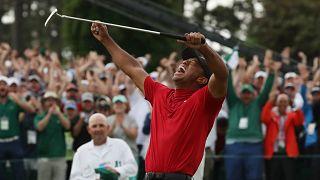 14-jährige Durststrecke beendet: Tiger Woods gewinnt Masters