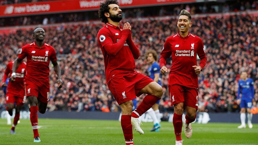 Liverpool Chelsea'yi devirip zirveye oturdu: 2-0