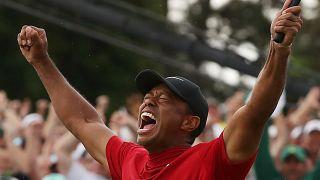 Golf: Woods történelmi sikere