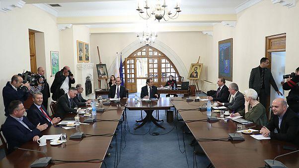 Κύπρος: Σύσκεψη πολιτικών αρχηγών - Ποια τα επόμενα βήματα για τους μισθούς του δημοσίου