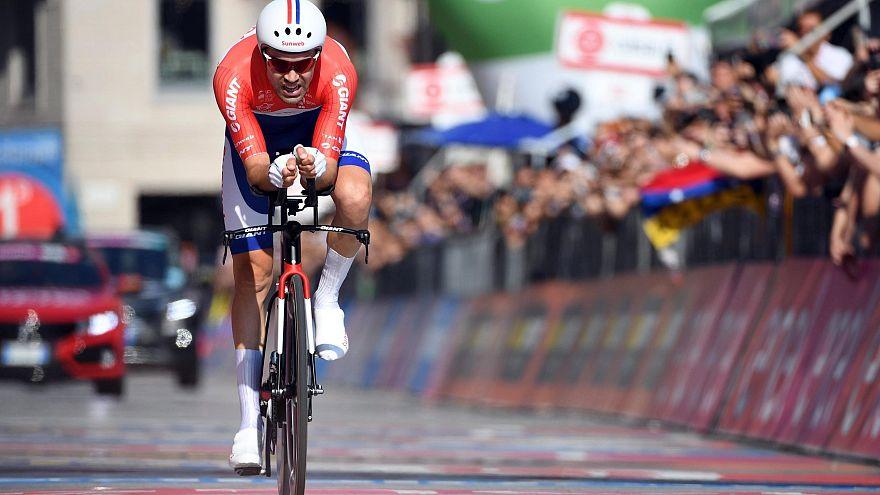 Jövőre Budapestről rajtol a Giro d'Italia