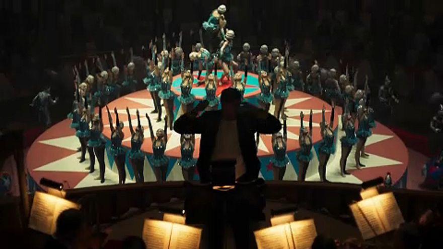 Magyar cirkuszos a Disney szuperprodukciójában