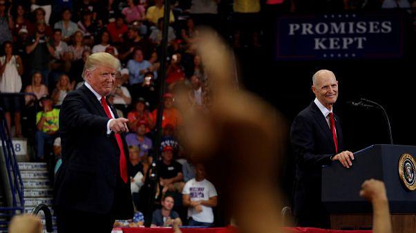 حملة إعادة انتخاب ترامب تجمع أكثر من 30 مليون دولار في الربع الأول من العام