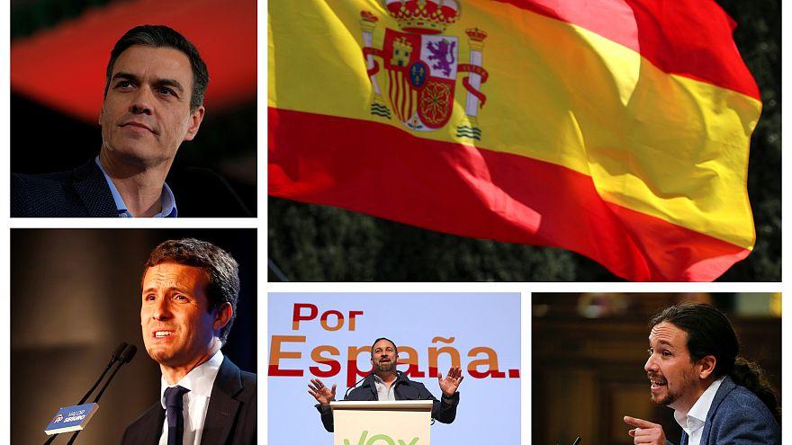 Ισπανικές Εκλογές 2019: Τι πρέπει να γνωρίζετε