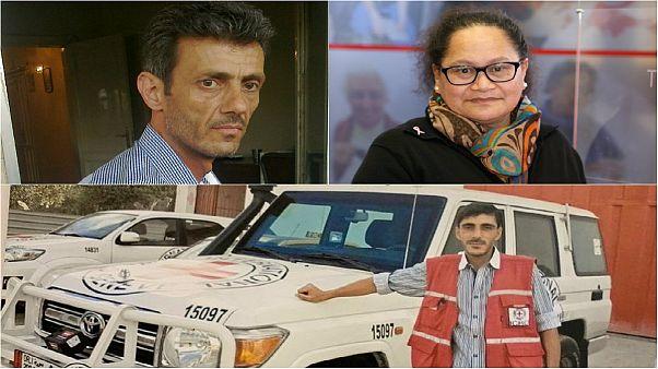 بیخبری از سرنوشت سه کارمند صلیب سرخ در سوریه با وجود پایان کار داعش