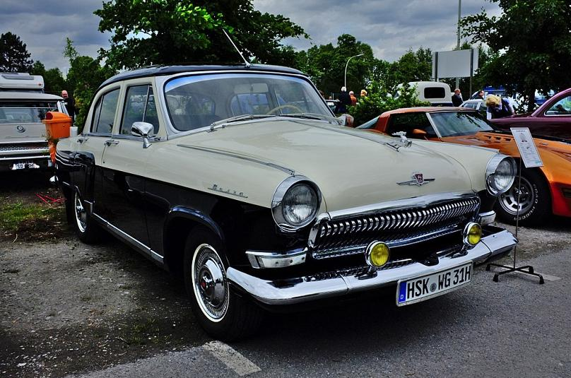 GAZ M21 Volga/Thomas Vogt