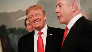 Alerta sobre plano de Trump no Médio Oriente