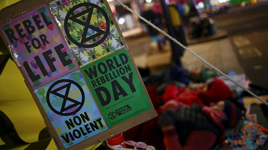 The Brief: Climate protests go rogue, trade talks, copyright and Mid-East policy