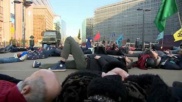 Ativistas apelam à desobediência civil em defesa do planeta