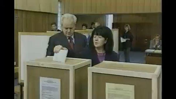 La veuve de Slobodan Milosevic est décédée