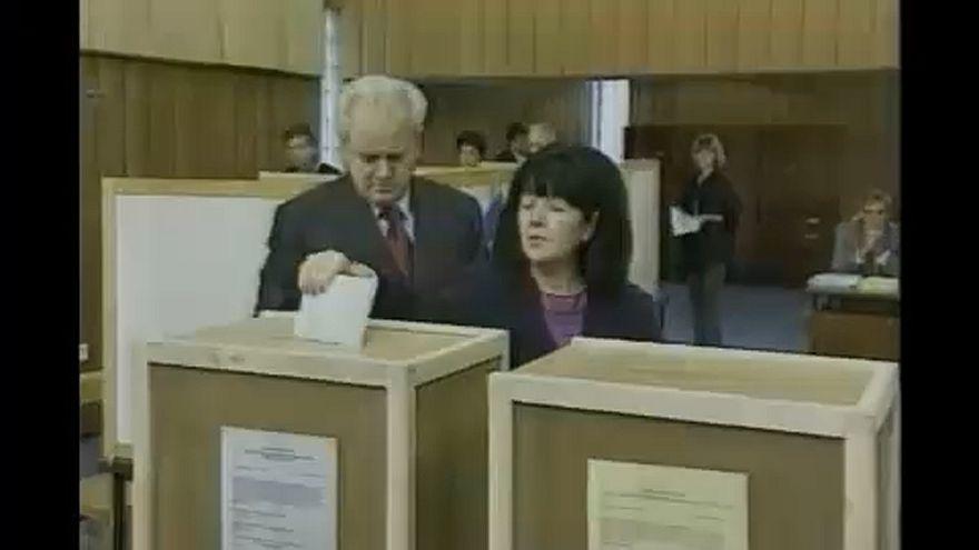 وفاة ميريانا ماركوفيتش أرملة الزعيم الصربي ميلوسوفيتش أحد رموز التطهير العرقي في البوسنة