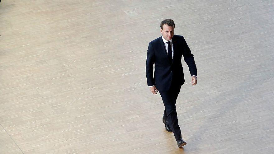 """Macron geht erneut auf """"Gelbwesten"""" zu"""